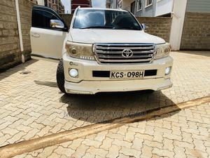 Toyota Land Cruiser 2009 4.5 TD GX-R White | Cars for sale in Nairobi, Nairobi Central