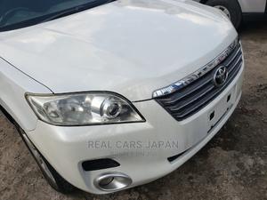Toyota Vanguard 2009 White | Cars for sale in Nairobi, Kilimani