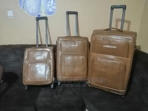 Leather Suit Cases 3 in 1 Travel Bags   Bags for sale in Nairobi, Nairobi Central