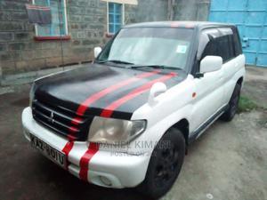 Mitsubishi Pajero 2005 White | Cars for sale in Nakuru, Nakuru Town East