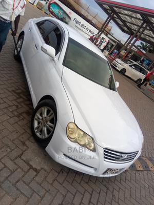 Toyota Mark X 2008 White | Cars for sale in Mombasa, Nyali