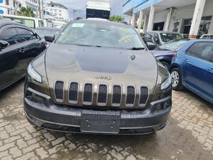 Jeep Cherokee 2014 Green   Cars for sale in Mombasa, Mombasa CBD