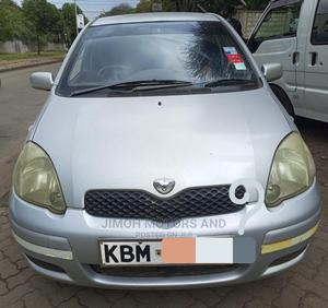 Toyota Vitz 2004 Silver   Cars for sale in Nairobi, Parklands/Highridge