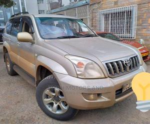 Toyota Land Cruiser Prado 2009 Silver   Cars for sale in Nairobi, Parklands/Highridge