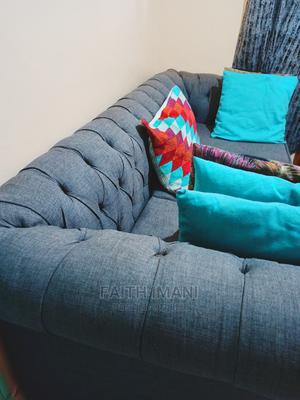 3seater Chesterfield   Furniture for sale in Nairobi, Kasarani
