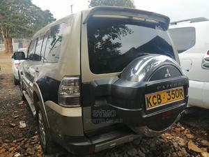 Mitsubishi Shogun 2008 Beige   Cars for sale in Nairobi, Ridgeways
