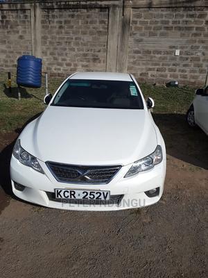 Toyota Mark X 2012 White | Cars for sale in Nairobi, Industrial Area Nairobi