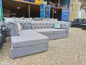 Chester L Shape Sofa   Furniture for sale in Nairobi, Kahawa