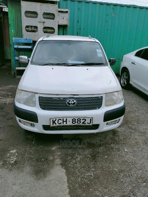 Toyota Succeed 2010 White | Cars for sale in Nairobi, Donholm