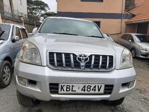 Toyota Land Cruiser Prado 2003 Silver | Cars for sale in Nairobi, Kilimani