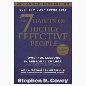The 7 Habits of Highly Effective People; Stephen Covey   Books & Games for sale in Mombasa, Tudor