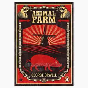 Animal Farm;George Orwell   Books & Games for sale in Mombasa, Nyali