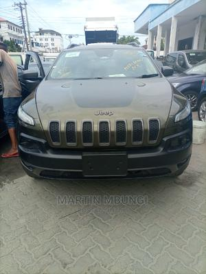 Jeep Compass 2015 Green | Cars for sale in Mombasa, Tononoka