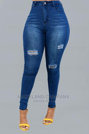 Ladies Stylish Jeans Trousers   Clothing for sale in Nairobi, Umoja
