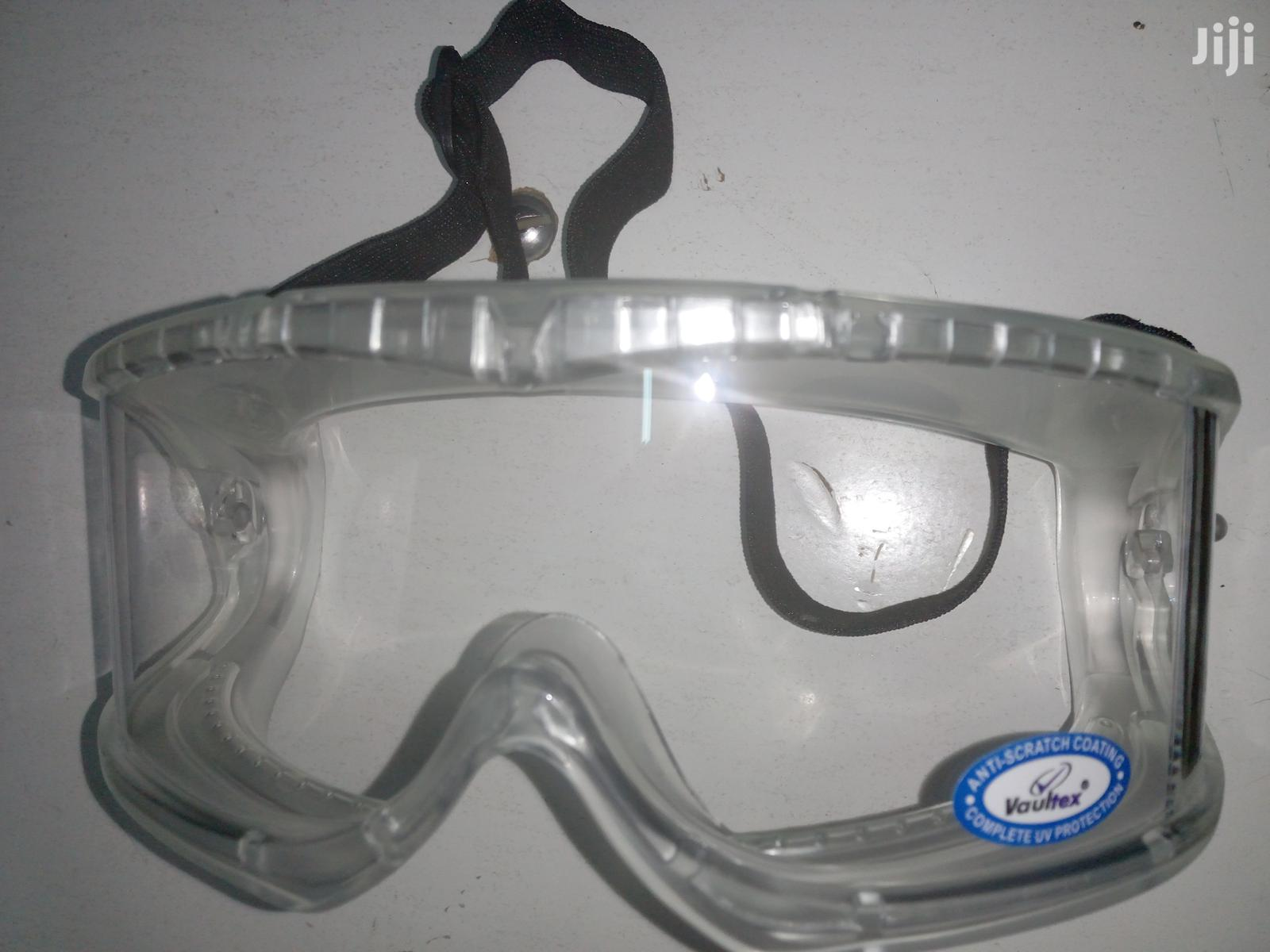 Archive: UD39 Clear Safety Goggles