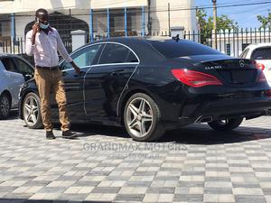 Mercedes-Benz CLA-Class 2014 Black | Cars for sale in Mombasa, Mombasa CBD