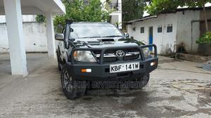 Toyota Hilux 2005 Black | Cars for sale in Mombasa, Ganjoni