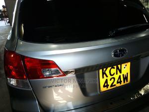 Subaru Outback 2010 Silver | Cars for sale in Mombasa, Mombasa CBD