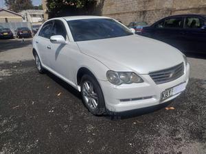 Toyota Mark X 2007 White | Cars for sale in Nairobi, Roysambu