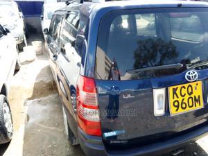 Toyota Succeed 2010 Blue | Cars for sale in Mombasa, Mombasa CBD
