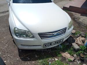 Toyota Mark X 2009 White | Cars for sale in Mombasa, Tudor
