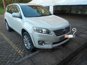 Toyota Vanguard 2012 White   Cars for sale in Kiambu, Thika