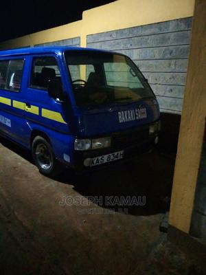 Nissan Matatu Td27 1998 Blue | Buses & Microbuses for sale in Kiambu, Kiambu / Kiambu