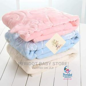 Warm Large Fleece Baby Shawl Blanket-Multicolour | Children's Clothing for sale in Kajiado, Ongata Rongai