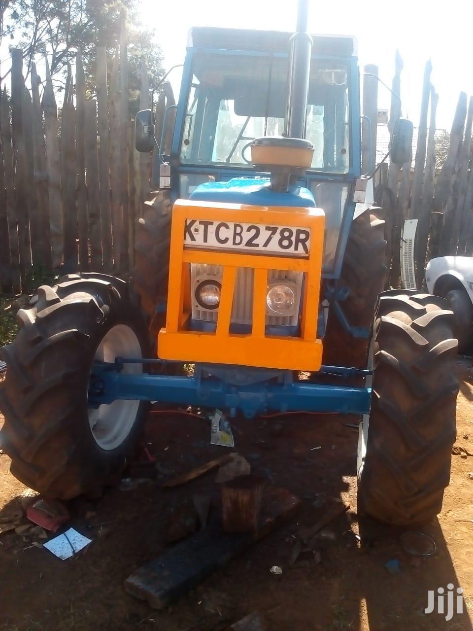 EX UK Ford 7610 Tractor | Heavy Equipment for sale in Kamariny, Elgeyo-Marakwet, Kenya