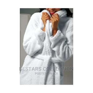Fleece Bathrobe Long Shawl Collar Plush Robe   Home Accessories for sale in Nairobi, Nairobi Central