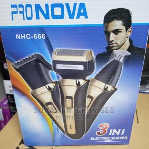 Pronova NHC-66 3in 1 Shaving Machine | Tools & Accessories for sale in Nairobi, Nairobi Central