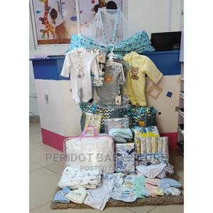 75pcs Unisex New Born Baby Receiving Set-Multcolor | Children's Clothing for sale in Kajiado, Ongata Rongai