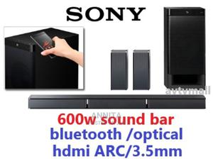 Sony Ht-Rt3 Sound Bar System Available | Audio & Music Equipment for sale in Nairobi, Nairobi Central