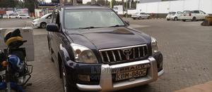 Toyota Land Cruiser Prado 2004 3.0 D-4d 5dr Blue   Cars for sale in Nairobi, Runda