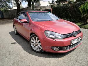 Volkswagen Golf 2012 Red   Cars for sale in Nairobi, Kilimani