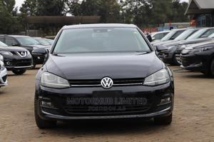 Volkswagen Golf 2014 Black | Cars for sale in Nairobi, Ridgeways