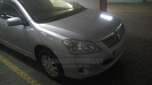 Toyota Premio 2008 Silver   Cars for sale in Nairobi, Lucky Summer
