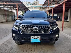 Toyota Land Cruiser Prado 2012 2.7 I Black | Cars for sale in Mombasa, Mombasa CBD