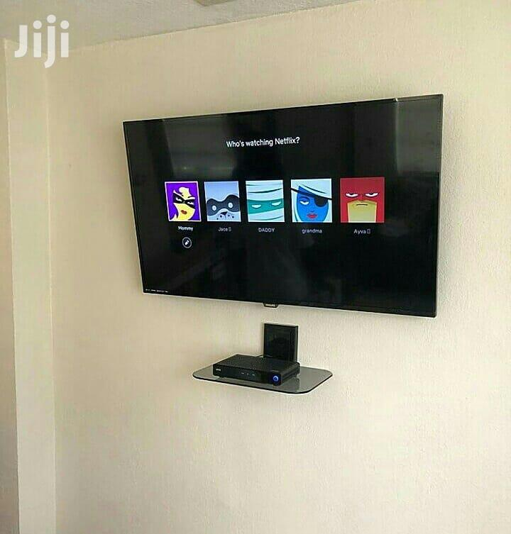 Archive: TV Wall Mounting