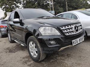 Mercedes-Benz M Class 2009 Black   Cars for sale in Nairobi, Nairobi Central