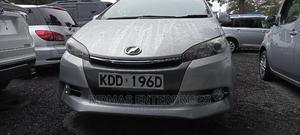 Toyota Wish 2014 Silver | Cars for sale in Nairobi, Nairobi Central