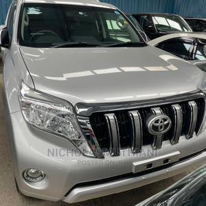 Toyota Land Cruiser Prado 2014 Silver | Cars for sale in Mombasa, Mombasa CBD