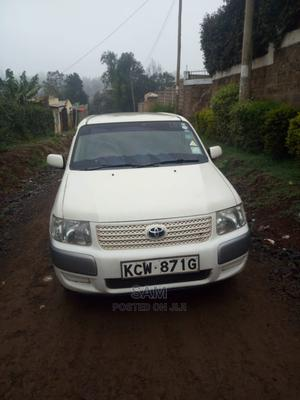 Toyota Succeed 2012 White | Cars for sale in Nyeri, Karatina Town