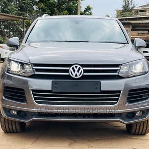 Volkswagen Touareg 2014 Gray | Cars for sale in Nairobi, Nairobi Central