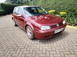 Volkswagen Golf 2001 Red | Cars for sale in Nairobi, Ridgeways