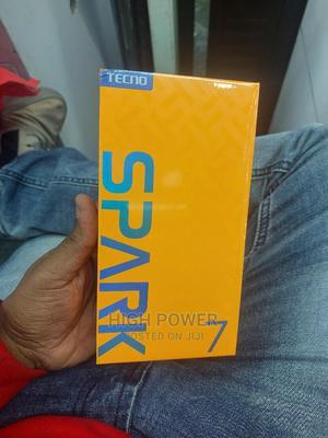 New Tecno Spark 7 64 GB Black   Mobile Phones for sale in Nairobi, Nairobi Central