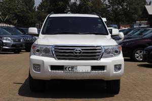 Toyota Land Cruiser 2008 100 4.7 Executive White | Cars for sale in Nairobi, Ridgeways