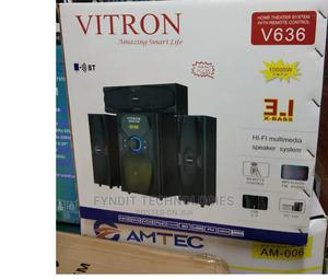 Vitron Hoofers 3.1ch~Model V636~10000w   Audio & Music Equipment for sale in Nairobi, Nairobi Central