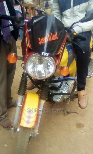 TVS Apache 180 RTR 2021 Red | Motorcycles & Scooters for sale in Kiambu, Ruiru