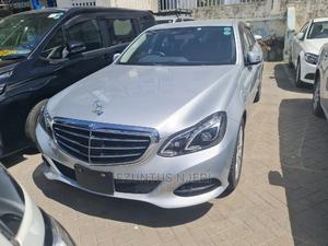 Mercedes-Benz E250 2014 Silver | Cars for sale in Mombasa, Mombasa CBD